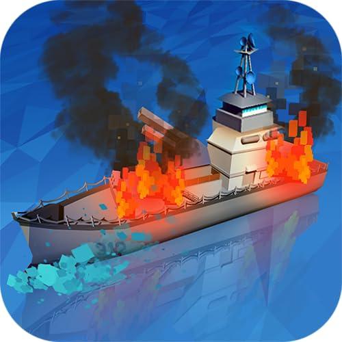 Epic Cube Marine Naval War Battle Simulator: Modern Army Military Assault Tactical Game