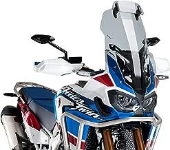 Puig 16-18 Honda CRF1000L Touring Windscreen with Visor (Smoke)
