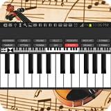 Corde e Tastiera di Pianoforte