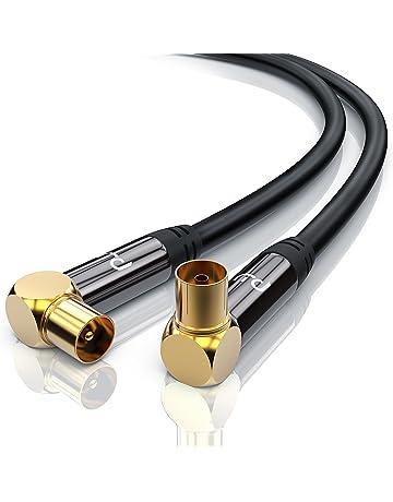 Cables coaxiales | Amazon.es
