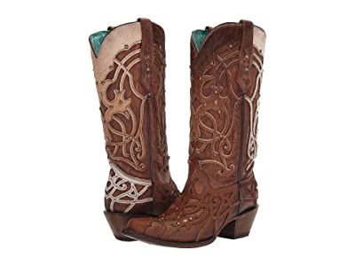 Corral Boots C3564 (Brown) Women