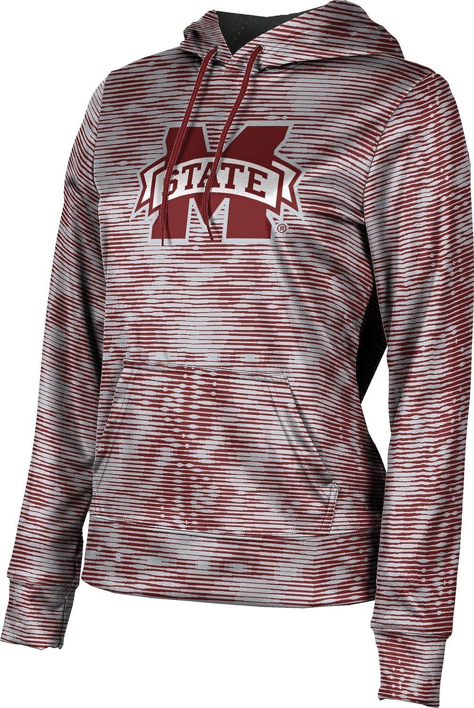 ProSphere Mississippi State University Girls' Pullover Hoodie, School Spirit Sweatshirt (Velocity)