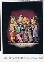 1973 Hummel Figurines Calender By W. Goebel, Roedental, West-Germany Printed 1972 In Germany (Hummel Calender 1973)