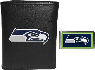 Siskiyou Sports Tri-fold Wallet & Color Money Clip