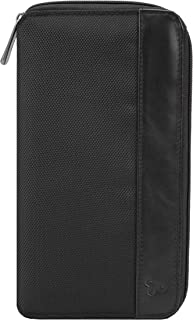 Travelon Safe Id Executive Organizer, Black, 9 x 5.25 x .75