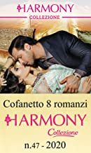 Cofanetto 8 Harmony Collezione n.47/2020 (Italian Edition)
