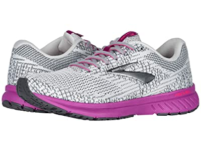 Brooks Revel 3 (Grey/Primer/Hollyhock) Women