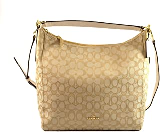 Coach Outline Signature Celeste Hobo Shoulder Crossbody Bag Purse Handbag 0cddeb23f02a7