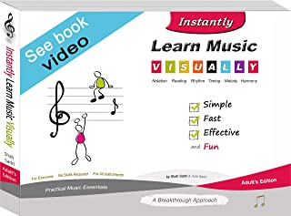 Instantly Learn Music Visually - Adult's Edition To
