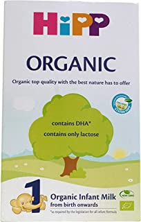 Hipp 1 Organic Infant Milk, 300 g