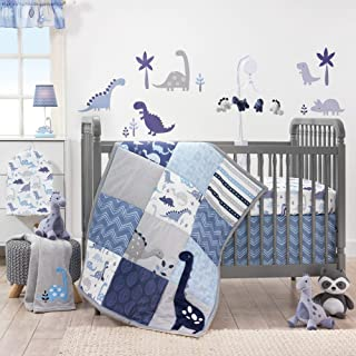 Bedtime Originals Roar Dinosaur 3 Piece Crib Bedding Set,