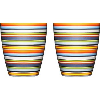 【正規輸入品】 イッタラ オリゴ マグカップ ペアセット(ボックス入り) オレンジ GBOR1OR