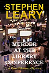 Murder at the Library Conference Kindle Edition