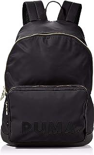 Puma Originals Backpack Trend Black Bag For Unisex, Size One Size