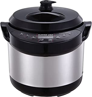 Gowise USA 6-in-1 Electric Stainless-steel Pressure Cooker/slow Cooker 3 QT