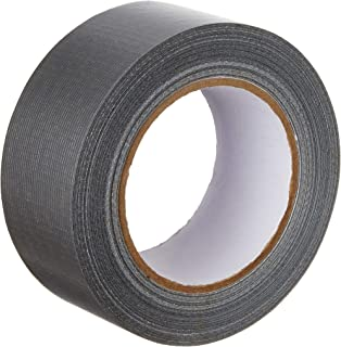 Amazon Brand - Solimo Duct Tape, Silver (4.8cm x 50 Meters)