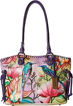 Anuschka Handbags 569 Large Drawstring Shopper