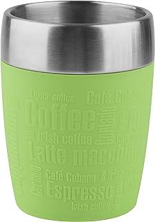 comprar comparacion Tefal - Taza de viaje (acero inoxidable, 200 ml), color verde