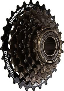 SHIMANO Cycling Freewheel MF-TZ20 14-28 Teeth 6 Speed - 586400