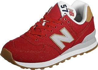 new balance 574 rouge