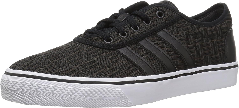 Adidas OriginalsADI-Ease-U - Adi-Ease Unisex - Adulto Uomo, Grigio (DGH Solid grigio, Core nero, Ftwr bianca), 42 EU