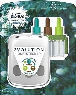 "Febreze 3volution Starterset, 2 stuks, elektrische diffuser + navulling ""Pine"", 20 ml"
