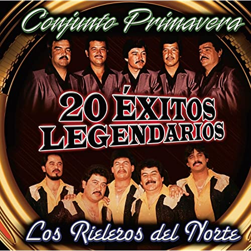 La Eché En Un Carrito by Los Rieleros Del Norte on Amazon Music - Amazon.com