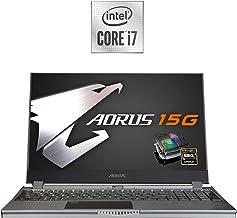 [2020] AORUS 15G (XB) Performance Gaming Laptop, 15.6-inch FHD 240Hz IPS, GeForce RTX 2070 Super Max-Q, 10th Gen Intel i7-...