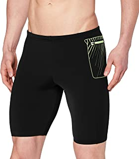 Speedo Men's Contrast Pocket Jammer