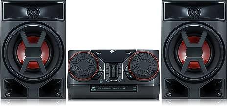 LG XBOOM CK43 - Equipo de Sonido de Alta Potencia (Potencia