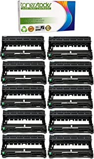 Tonerstocks 10 Pack New Compatible Brother DR630 Drum Unit for Brother HL-L2340DW Brother HL-L2300D HL-L2380DW Brother MFC-L2700DW L2740DW DCP-L2540DW DCP-L2520DW HL-L2320D MFC-L2720DW MFC-L2740DW