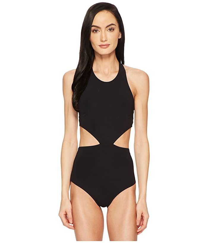 FLAGPOLE Lynn One-Piece (Black) Women