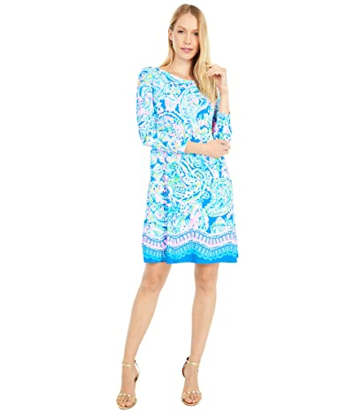 Lilly Pulitzer Ophelia Dress (Multi Dream Team Engineered) Women
