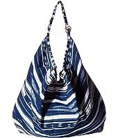 La Blanca - Designer Jeans Canvas Sling Bag