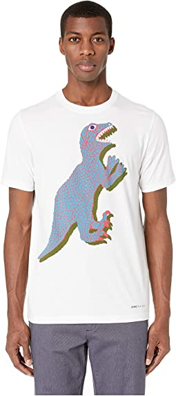 Regular Fit Big Dino T-Shirt