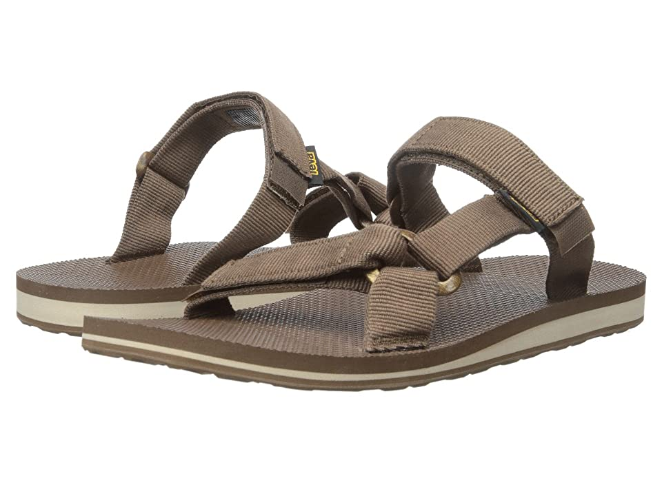 Teva Universal Slide (Dark Earth) Men
