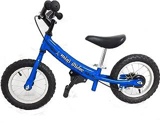 Mini Glider Kids Balance Bike with Patented Slow Speed Geometry