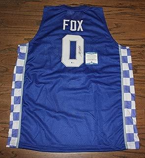de aaron fox kentucky jersey