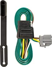 CURT 56210 Vehicle-Side Custom 4-Pin Trailer Wiring Harness for Select Chevrolet Equinox, GMC Terrain