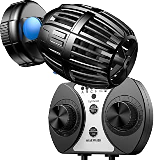 Bomba de flujo SunSun CW-120 Wavemaker 700-8000l/h 20W Controlador