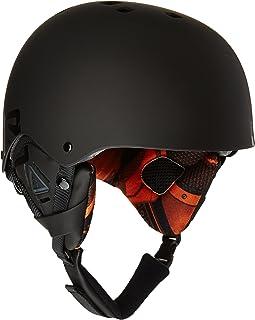 SALOMON Brigade Audio Casco de esquí, Unisex Adulto