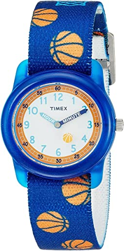 Timex - Time Machines Analog Elastic Fabric Strap