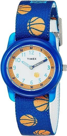 Timex - Time Machines Analog Elastic Fabric Strap