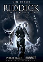 Riddick Collection (Pitch Black / The Chronicles of Riddick / The Chonicles of Riddick: Dark Fury)
