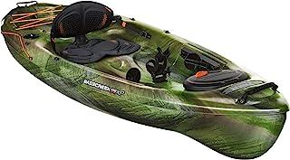 Pelican Sit-on-top Fishing Kayak Kayak 10 Feet Lightweight one Person Kayak Perfect for Fishing