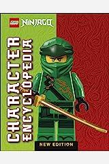 LEGO Ninjago Character Encyclopedia New Edition: with exclusive Future Nya LEGO minifigure Kindle Edition