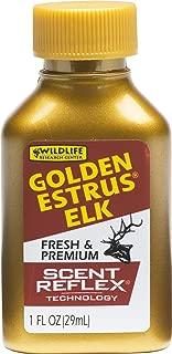 Wildlife Research 470 Golden Estrus Elk Attractor (1-Fluid Ounce)