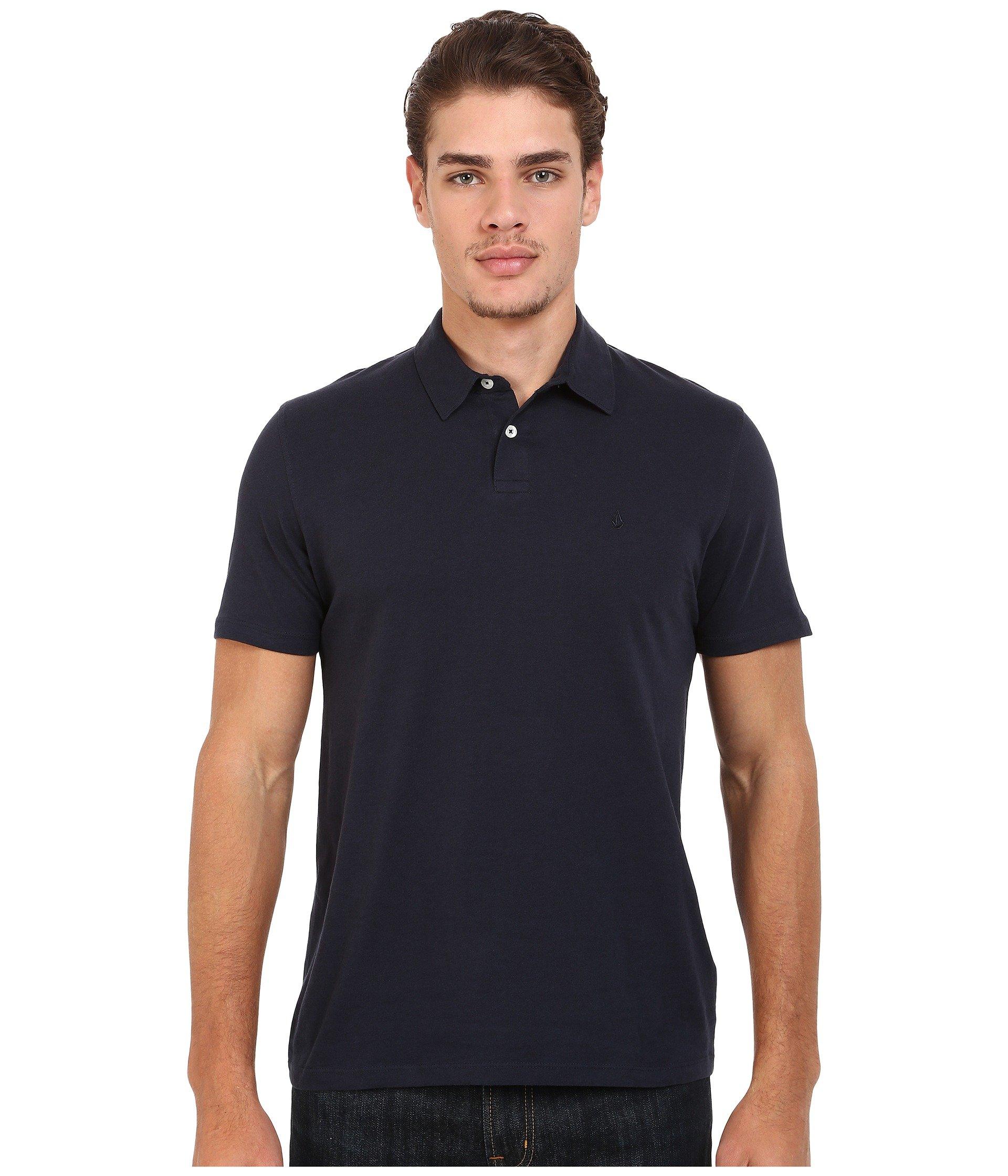 Camiseta Tipo Polo para Hombre Volcom Wowzer Polo  + Volcom en VeoyCompro.net