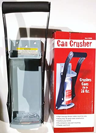 16 16 16 Oz. Can Crusher by Harbor Freight Tools B006ZBC470 | Verkaufspreis  46e915