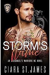 Storm's Flame Kindle Edition